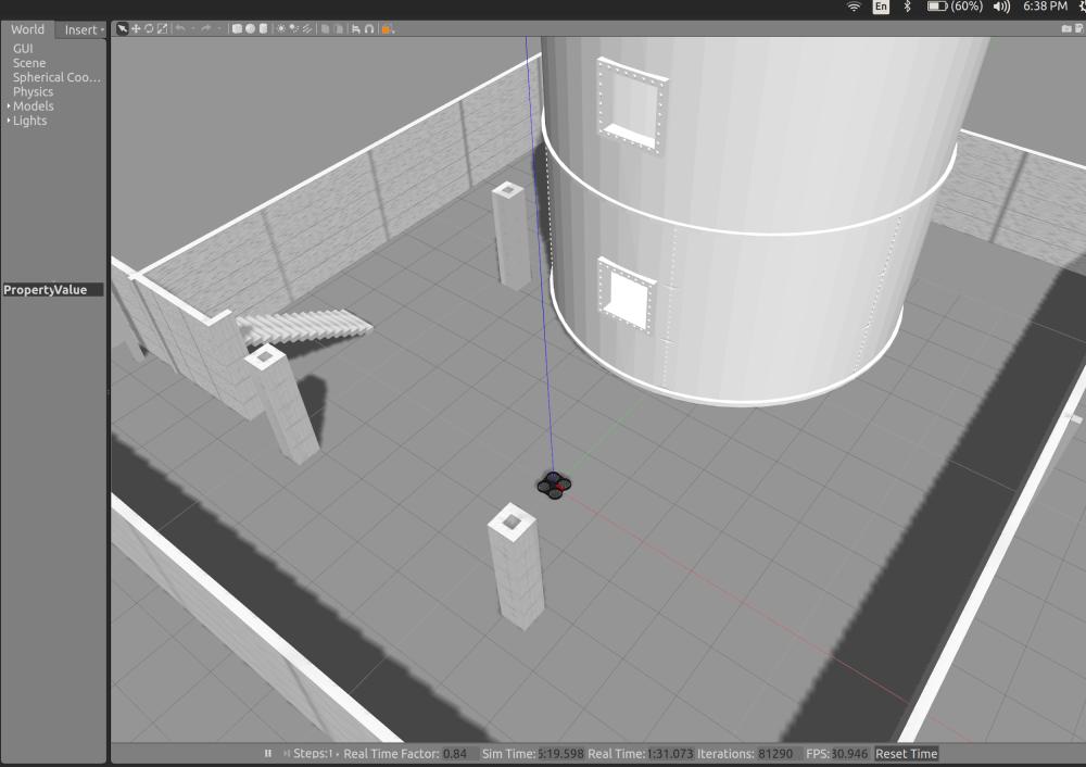3D Visual SLAM & Path Planning – Tianyu Song